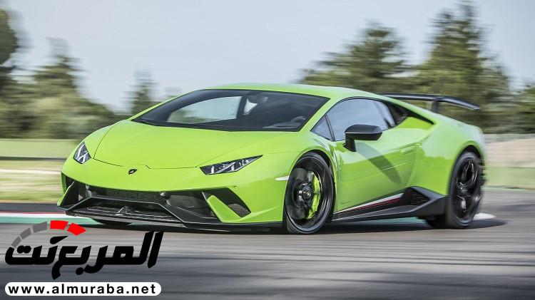 Lamborghini Huracan Performnte